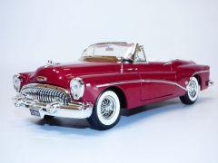 BUICK SKYLARK cabriolet bordeaux 1/18 1953 MOTORMAX 73129r 0661732731299 B002TDVUSM