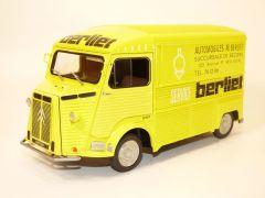 CITROEN TYPE H HY SERVICE BERLIET 1969 1/18 SOLIDO S1804814 3663506010224 SUCCURSALE DE BEZIERS