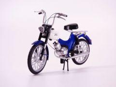Cyclomoteur MOTO GUZZI Dingo bleu 1/18 50cc ATLAS MOT014 3665369044118 B08YF9GSL8 1964 à 1976