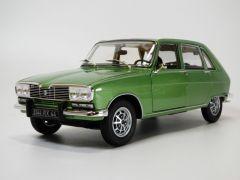 RENAULT 16 - R16 TX 1975 vert métallisé 1/18