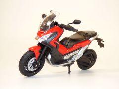 Scooter Moto HONDA X-ADV rouge 1/18 WELLY 12855 4891761196639 B08Y8LFGWR 2018